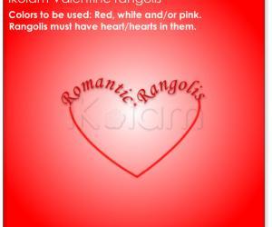 Romantic Rangolis