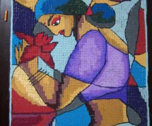 Rangoli: Happy 100th Women's Day