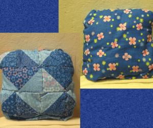 Rangoli: Pillow/Cushion