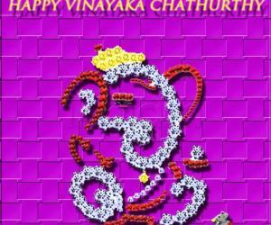 Rangoli: HAPPY VINAYAKA CHATHURTY