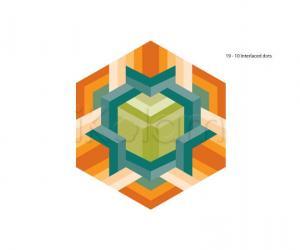 Rangoli: Geometric Kolam 1