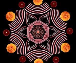 hexagonal paDikOlam - 2