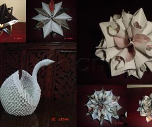 Rangoli: paper art