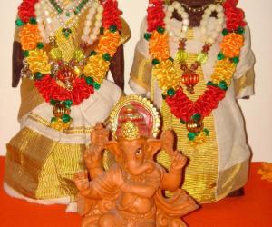Marapachi dolls - navratri 2010