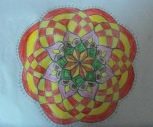 Notebook Rangoli