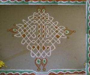 Aadi Velli Kolam