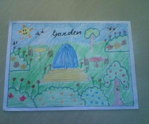 Rangoli: Flower for ikolam garden