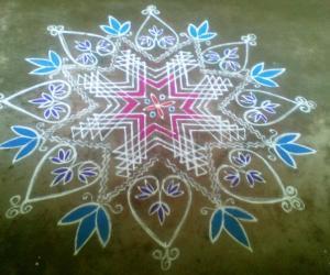 Rangoli: Navrathri Special -II
