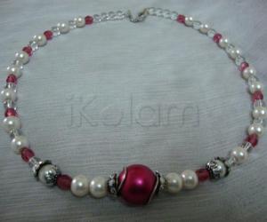 handmade pearl jewelery