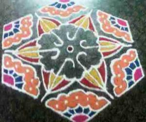 Rangoli: BEAT THE HEAT