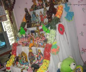 Rangoli: kolu