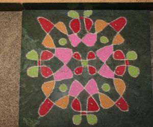 Rangoli: Fun with Dots