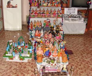 Navarathri Golu Snaps