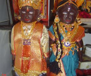 Marapaachi dolls for Golu