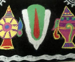 Rangoli: Govinda Goovinda