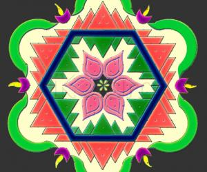 Copycat - Hexagonal Padi Hase