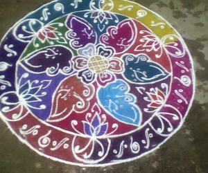 Rangoli: Diwali Contests 2010