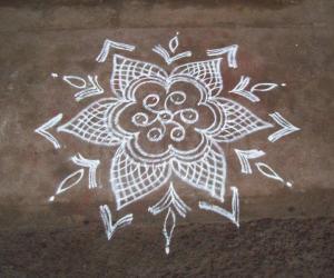 Daily Kolam