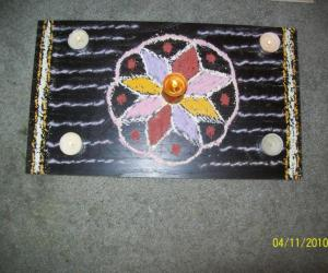 rangoli for Diwali contest