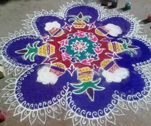 Rangoli: Contest -  2011 rangoli