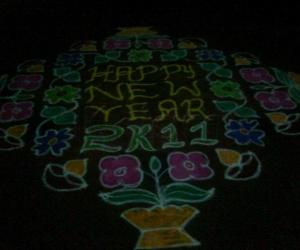 Rangoli: New Year Special Rangoli