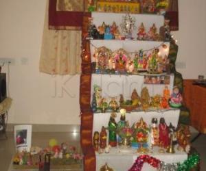 Raagas Navrathri Golu 2010