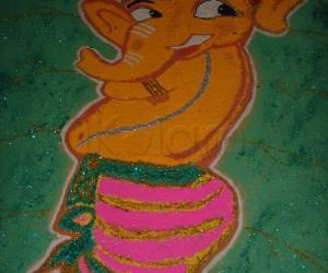 Nat khat Ganesha