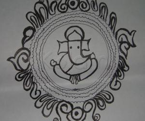 Rangoli: Rangoli Pattern
