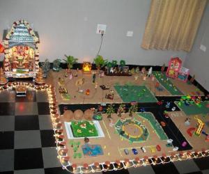 Diwali Kolu 2010