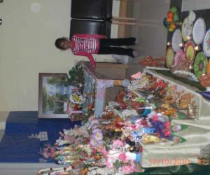 Rangoli: Golu Ireland 2010