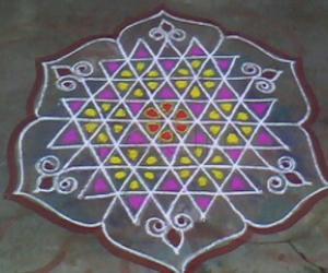 Rangoli: Thiruvadarai