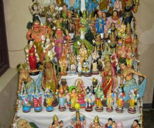 Rangoli: kolu contest-2010