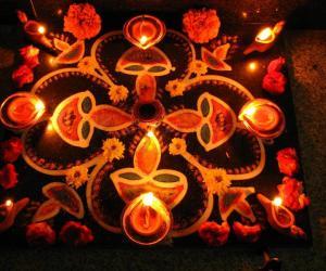 Rangoli: Festivel of lights