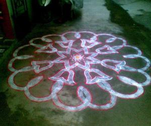Rangoli: Navrathri Special - VI