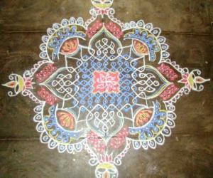 Marghazhi Contest Kolam-2
