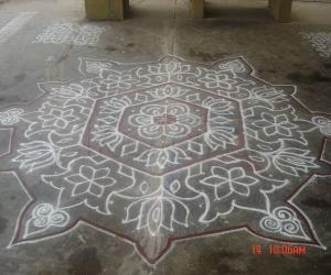Kolam for Boghi