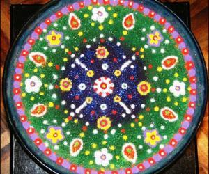 Rangoli: RANGOLI 2010 DIWALI