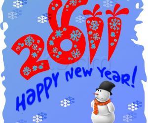 Rangoli: HAPPY NEW YEAR 2011