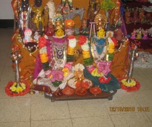 Marappachi Dolls and Kuthuvilaakku