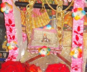 Cradle for Lord Krishna
