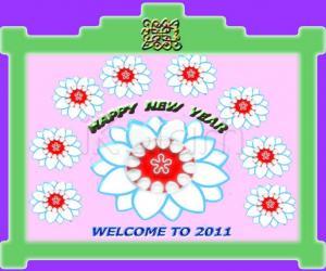 Rangoli: for new year
