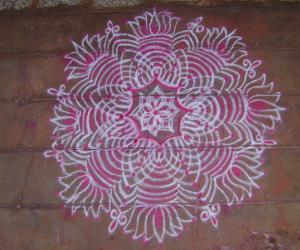 copy cat kolam