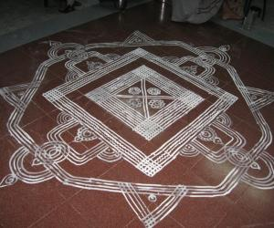 Rangoli: my work