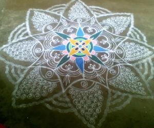 Marghazhi Kolam - 20