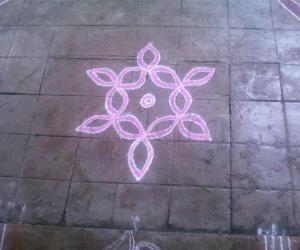 Rangoli: Bhajan - small one