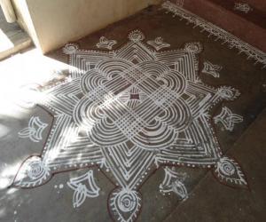 Rangoli: Maa Kolam