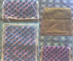 Rangoli: Woollen Purse