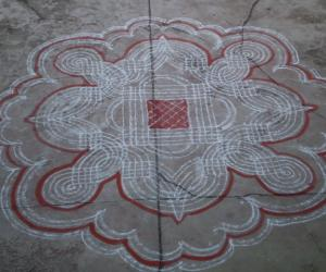 Rangoli: another treatise