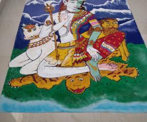 """Ardhnarishvara """"Gender equality in a divine form"""""""