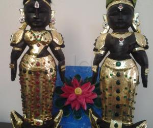 Marapachi doll decor contest